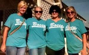 Priority Group Bocce Event