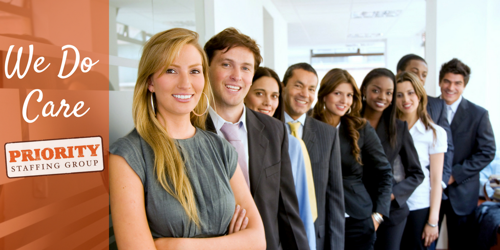 Staffing Agency, group photo